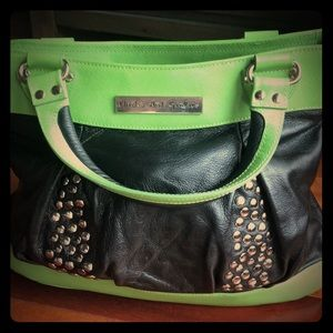 Canadian made leather bag limited edition